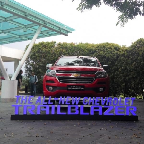 Menguji Fitur-Fitur Terbaru All-New Chevrolet Trailblazer