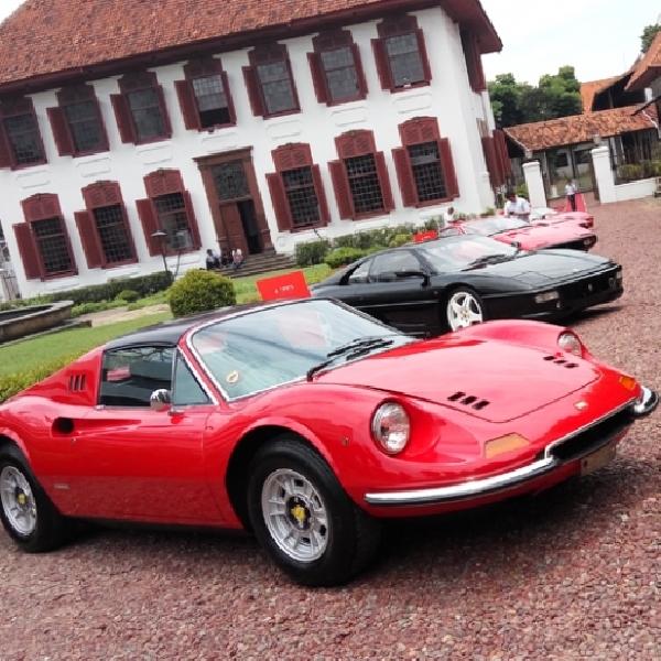 Ferrari Jakarta Festival of Speed - Perayaan 70 Tahun Ferrari di Dunia