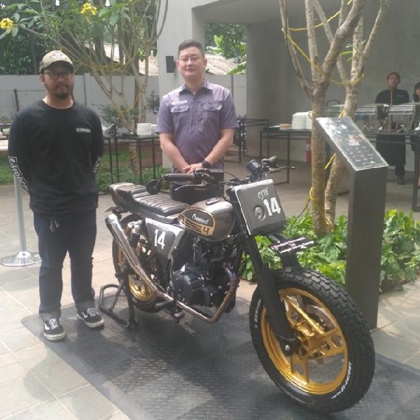 Cleveland Indonesia Gandeng Builder Lokal