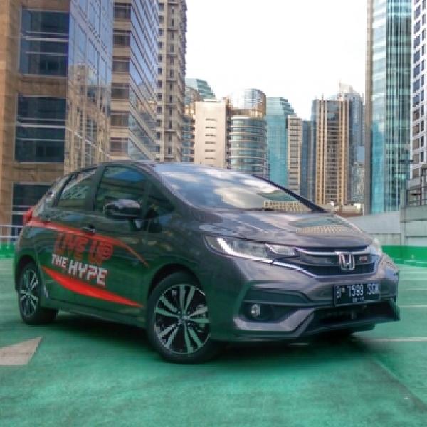 All New Honda Jazz, Lebih Baik dan Lebih Menyenangkan Dikemudikan
