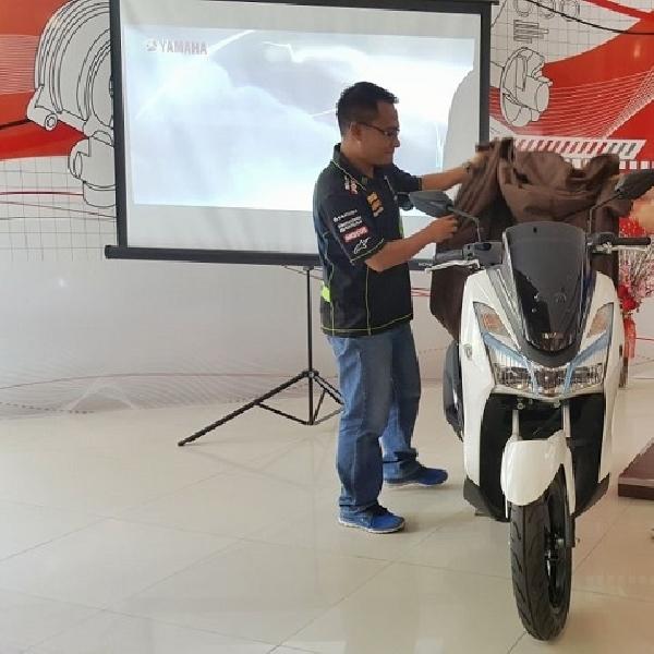 Ada Kategori Lexi di Gelaran CustoMAXI Yamaha 2018