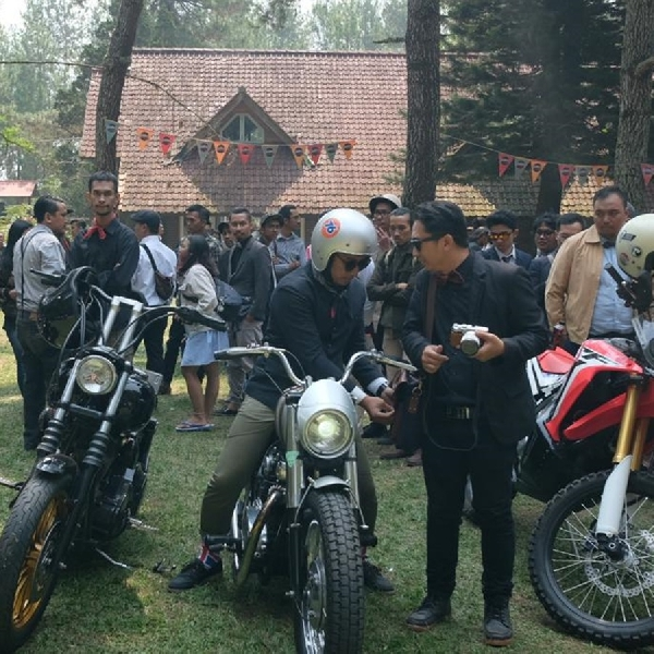 """Shell Advance Dukung """"Distinguished Gentleman's Ride 2018"""""""