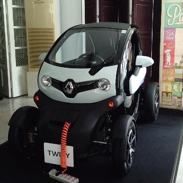 Renault Asia Pacific Gandeng Nusantara Maxindo Group Bangun Bisnis Renault di Indonesia