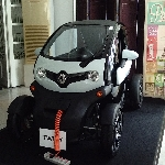Renault Twizy, Full Elektrik 17 hp Mampu Tempuh 80 km