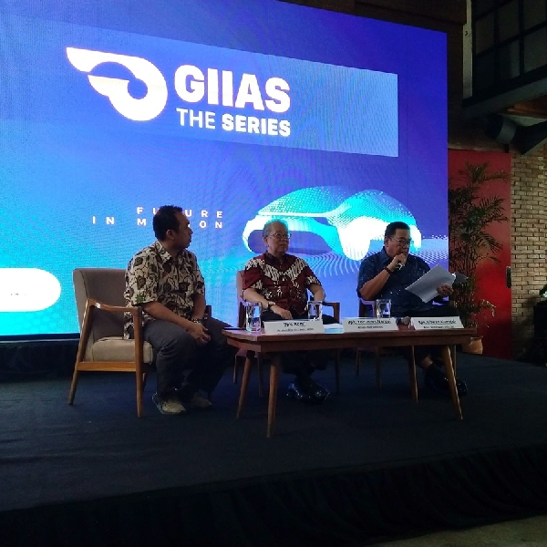Future in Motion Jadi Thema di GIIAS The Series 2019