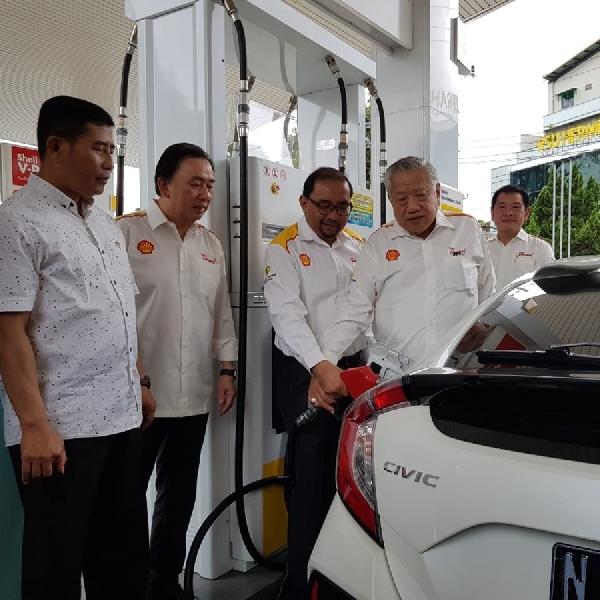Shell Ekspansi Ke Jawa Timur