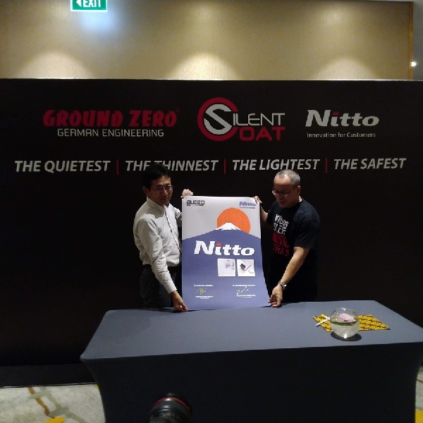 PT Audio Plus Indonesia Laksanakan Workshop dan Demo Peredam Nitto