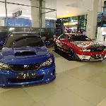 Terminal 3 Auto Modified Raih Rekor MURI