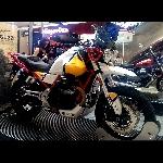 Moto Guzzi V85TT Penerus Gen Rally Dakar Resmi Dijual di Indonesia