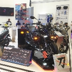 Suzuki Boyong Beberapa Line Up Sepeda Motor di GIIAS