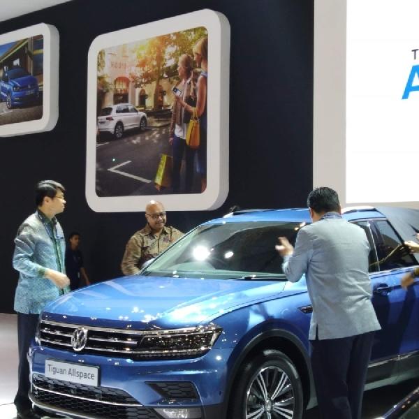 VW Rilis Tiguan Allspace di GIIAS 2019