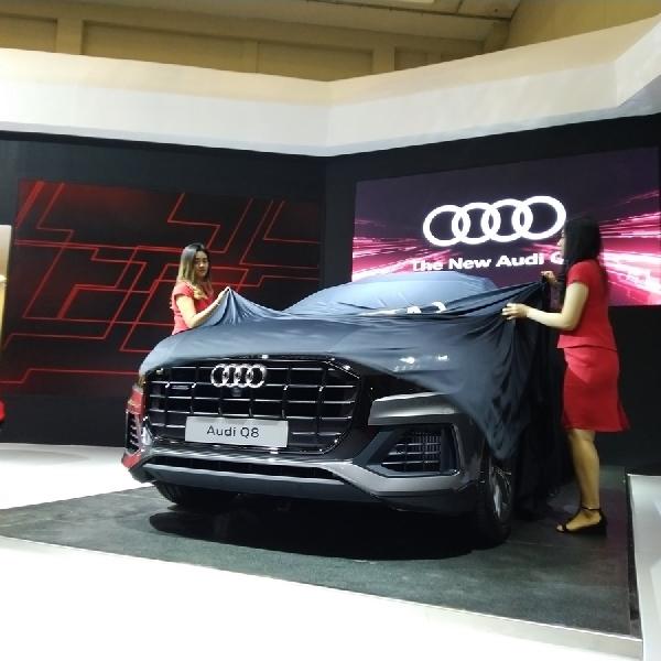 Audi Resmi Luncurkan Audi Q8 di GIIAS 2019