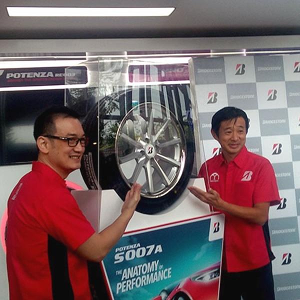 Bridgestone Siap Menyambut Olimpiade dan Paralimpiade Tokyo 2020