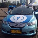 Bluebird Ikut Sukseskan Konvoi Jakarta E-Prix 2020