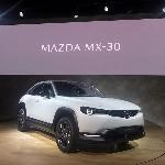 Mazda MX-30, Mobil Listrik Perdana dari Mazda