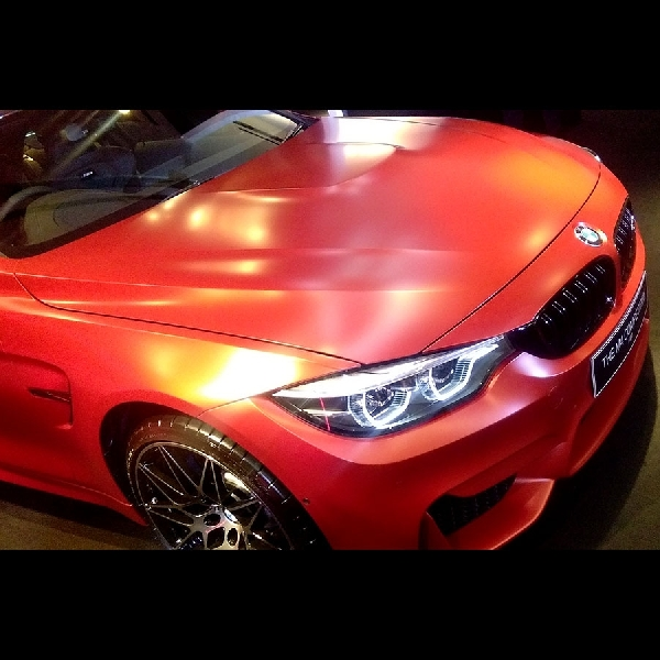 Begini Spesifikasi BMW M4 Competition Twin Turbo  450 HP