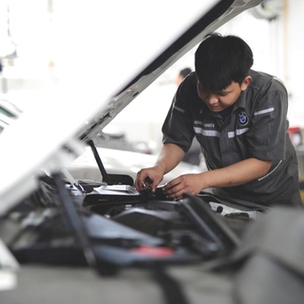 Bye Virus Corona, BMW Astra Gratiskan Pembersihan Sirkulasi Udara