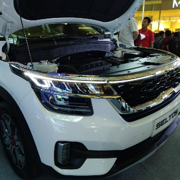 Ini Spesifikasi All New Kia Seltos
