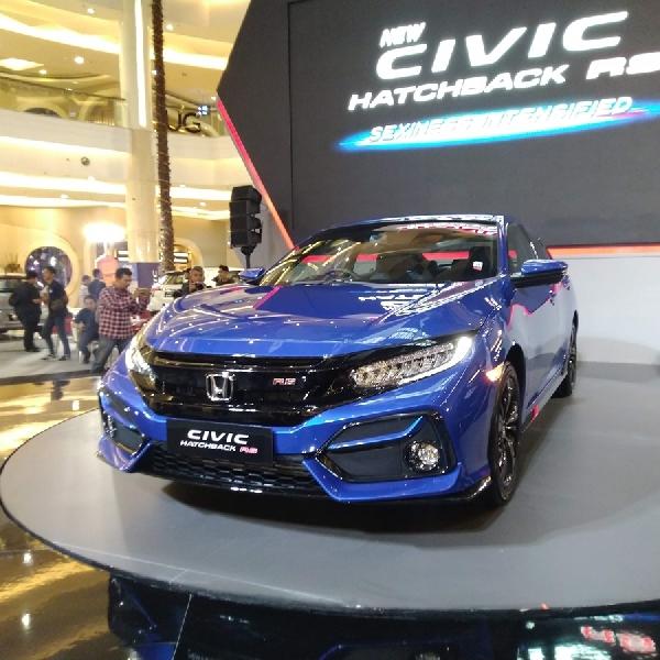 """Awali Tahun 2020, Honda Rilis Seri """"RS"""" Terbaru"""