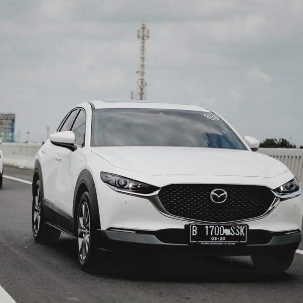 Tiga Faktor Utama Penunjang Keindahan Mazda CX-30