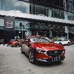 Mazda Ajak Media Mencoba Mazda CX-30