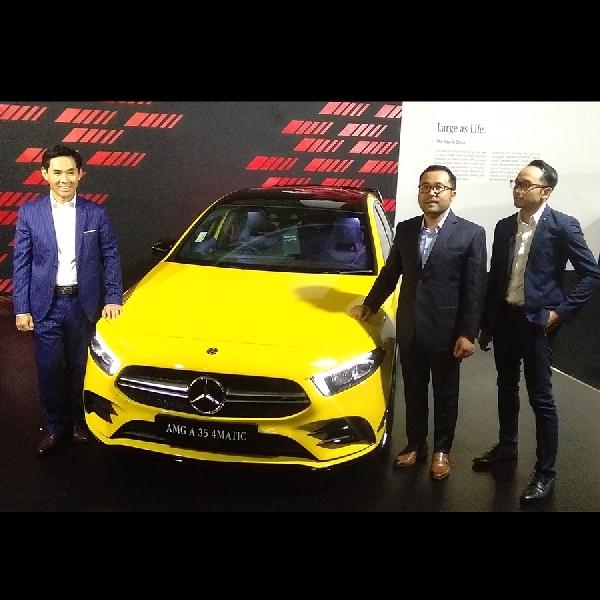 Mercedes-Benz STAR DRIVE  Perkenalkan 3 Model Baru Mercedes-Benz dan 2 Mercedes-AMG