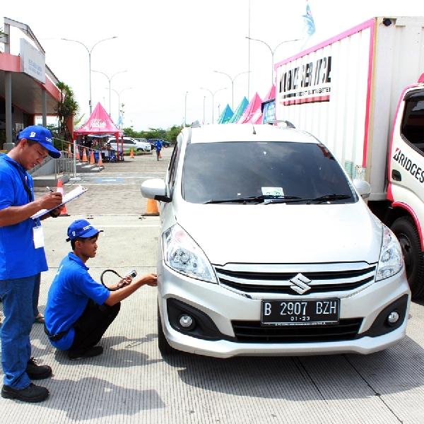 Bridgestone Indonesia Mendukung Kampanye Keselamatan Ban