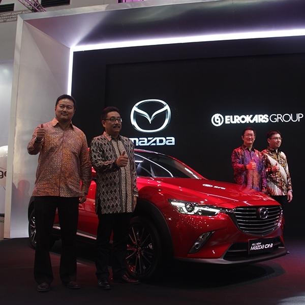 Hadir Perdana di IIMS 2017 - Mazda Indonesia Tampilkan 4 Model