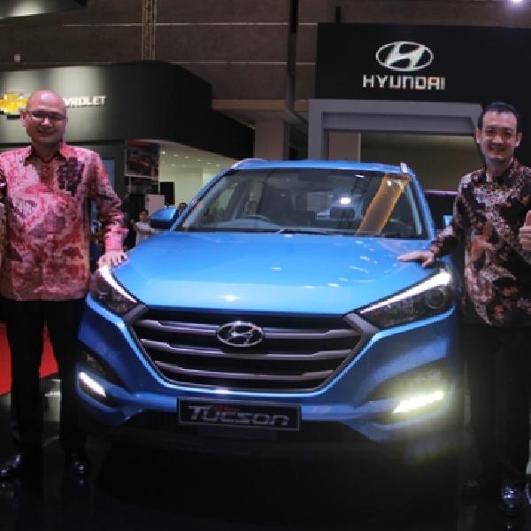 Hyundai Buka Selubung All New Tucson dan New H-1 Edition 2016