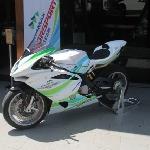 Pertamax Motorsport Siap Turunkan Drag Bike Team-nya