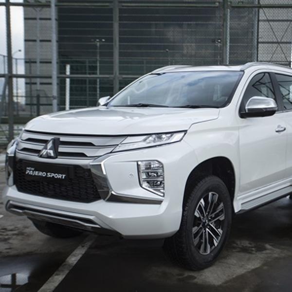 Melirik Fitur Baru dan Canggih di Mitsubishi New Pajero Sport