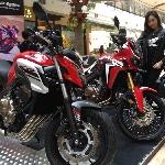 Wahana Gelar Honda Big Bike Exhibition 2017