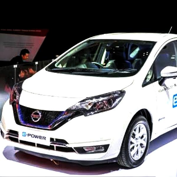 GIIAS 2017: Begini Cara Kerja Sistem Mobil Listrik Nissan e-Power