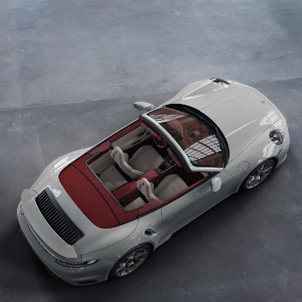 Warna Two Tone Baru, Pelengkap Porsche 911 Series