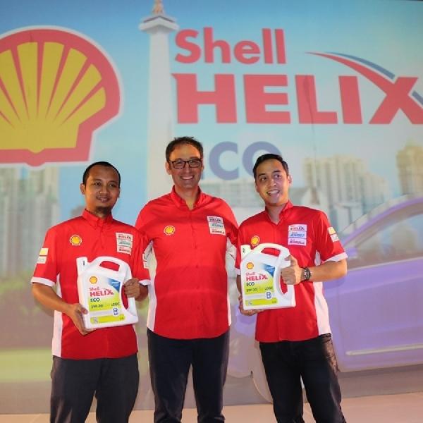 Shell Hadirkan Pelumas Khusus LCGC