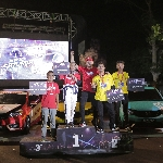Final Slalom Brio Saturday Night Challenge 2019  Tandai Record Tercepat