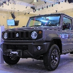 "Suzuki Jimny Tawarkan Konsep ""Functional Beauty, Designed for Professionals"""
