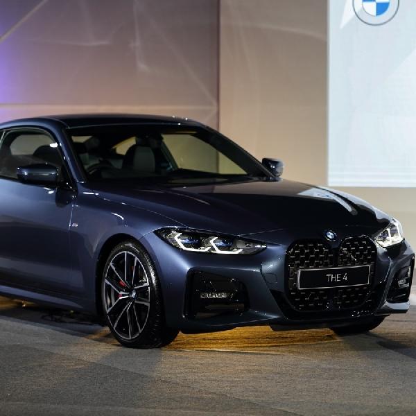 Karakter Baru di BMW The New 4