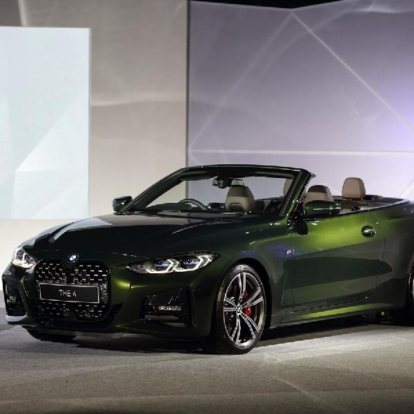 Tutup Semester Pertama, BMW Luncurkan Dua Varian The New 4