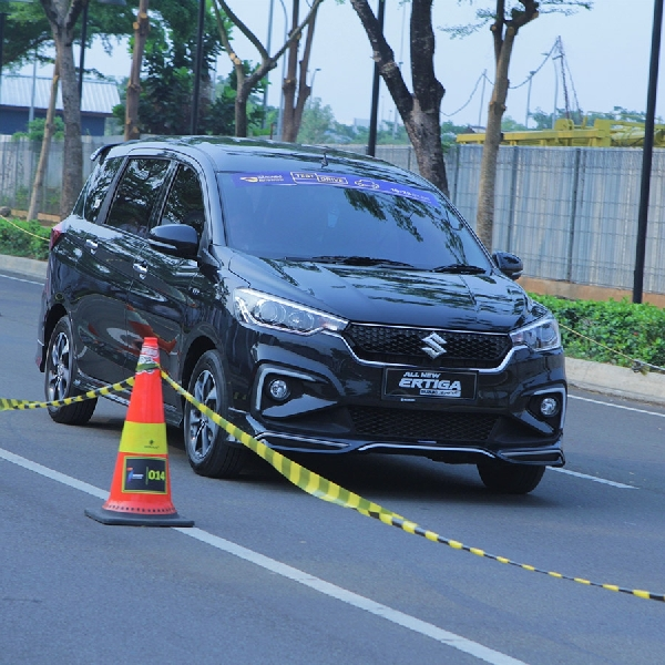 All New Ertiga dan New Carry Pick Up Dulang Penjualan Positif di GIIAS 2019
