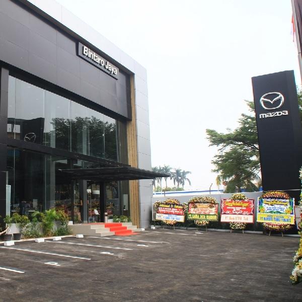 Mazda Kini Hadir di Bintaro