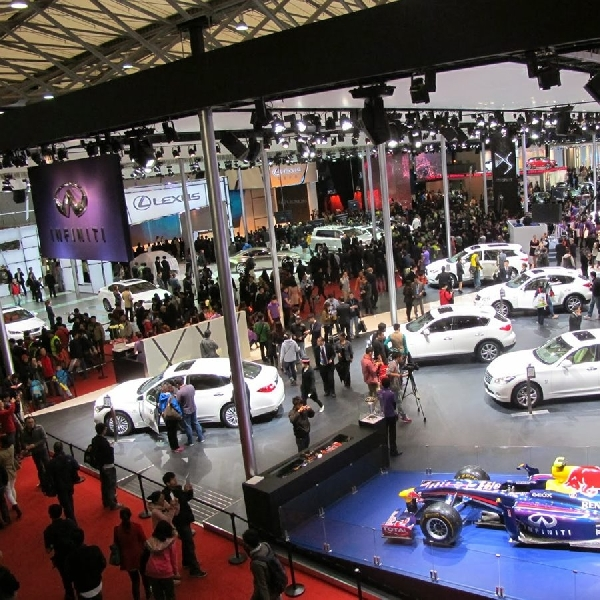Intip Daftar Mobil Di Beijing Autoshow