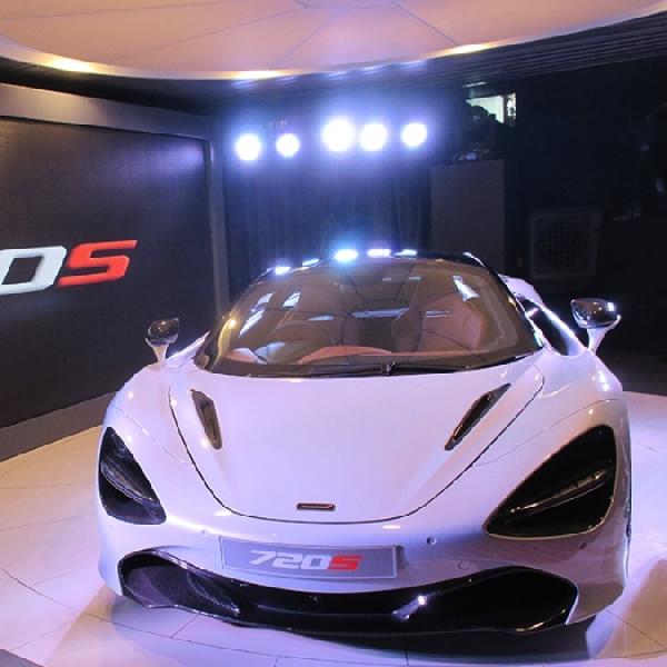 McLaren Indonesia Datangkan 720S