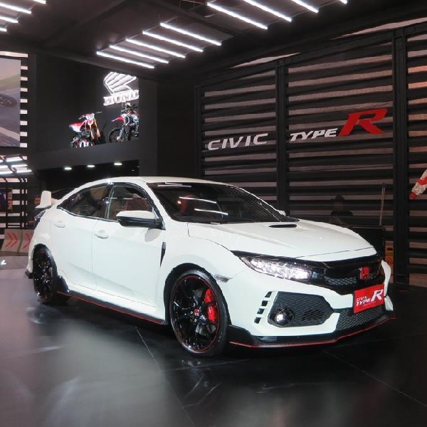 Akhirnya, Honda Civic Type R Resmi Dijual di Indonesia