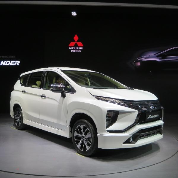 Mitsubishi XPANDER Lakukan Debut Dunia di GIIAS 2017
