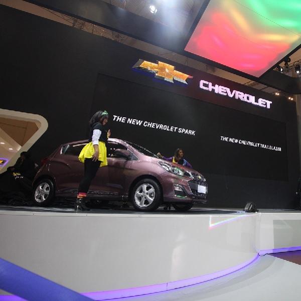 New Chevrolet Spark Hadir dengan Gaya Sporty dan Warna Fashionable