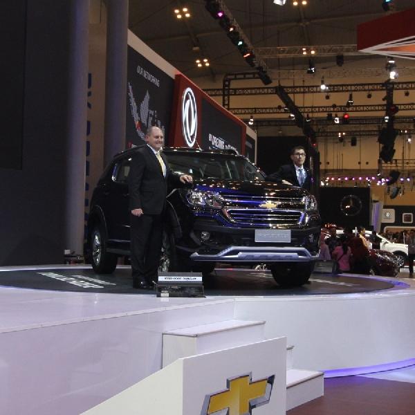 New Chevy Trailblazer Siap Rebut Market SUV Premium