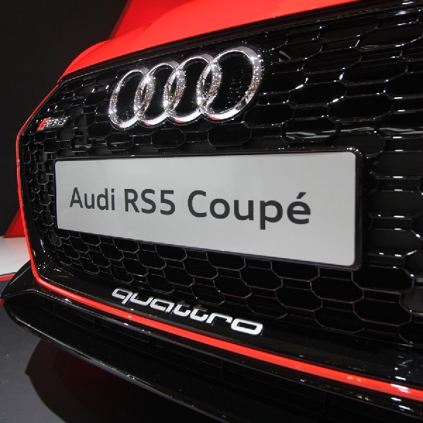 The New Audi RS 5 Coupe: Sportscar Fleksibel Buat Sehari-Hari
