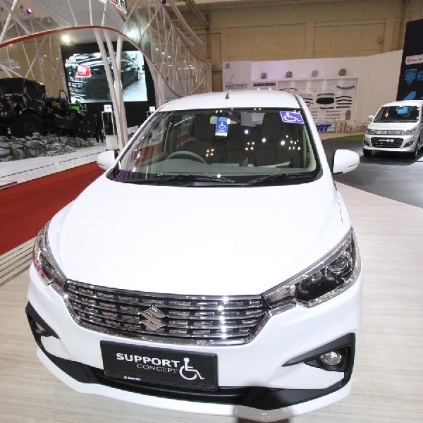 Mau Beli Mobil, Suzuki Punya Program Leasing Menarik di GIIAS 2018