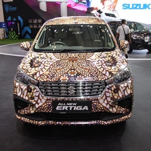 Pick Up Suzuki Berkontribusi dalam Raihan Penjualan Suzuki